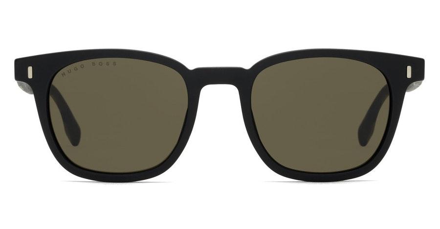 Hugo Boss BOSS 0970/S Men's Sunglasses Brown / Black