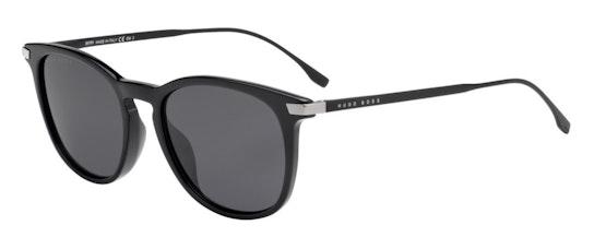 BOSS 0987/S (807) Sunglasses Grey / Black