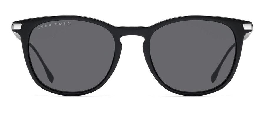 Hugo Boss BOSS 0987/S Men's Sunglasses Grey / Black