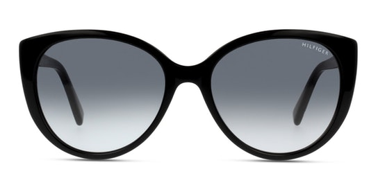 TH 1573/S (807) Sunglasses Grey / Black