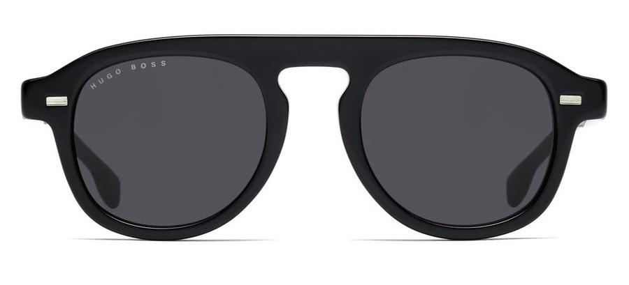 Hugo Boss BOSS 1000/S Men's Sunglasses Grey / Black
