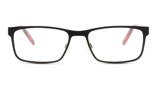 HG 1005 Men's Glasses Transparent / Black