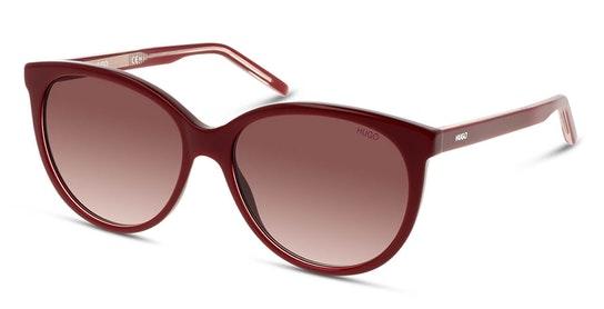 HG 1006/S Women's Sunglasses Pink / Red
