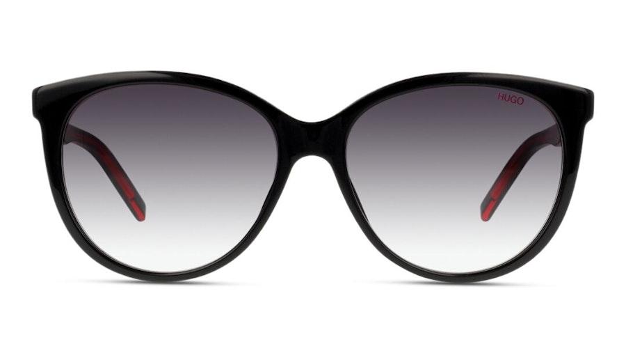 Hugo by Hugo Boss HG 1006/S (OIT) Sunglasses Grey / Black