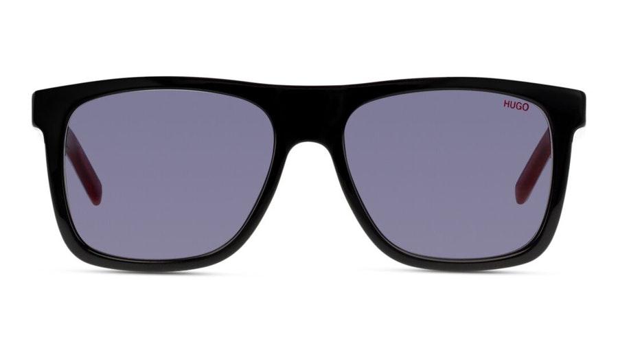 Hugo by Hugo Boss HG 1009/S (OIT) Sunglasses Grey / Black