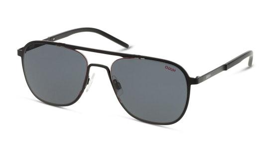 HG 1001/S Women's Sunglasses Grey / Black