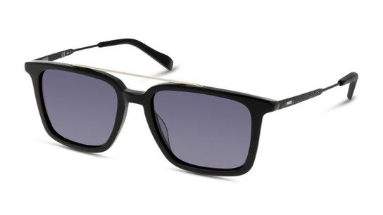 HG 0305/S Men's Sunglasses Grey / Black