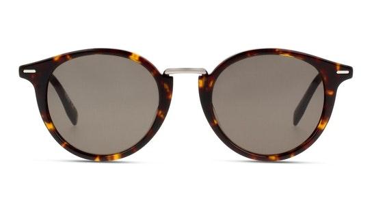 HG 0326/S Men's Sunglasses grey / Tortoise Shell