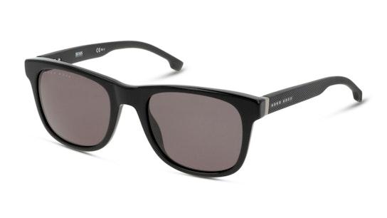 BOSS 1039/S Men's Sunglasses Grey / Black
