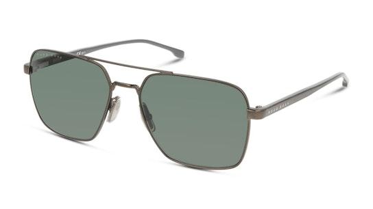 BOSS 1045/S (SVK) Sunglasses Green / Grey