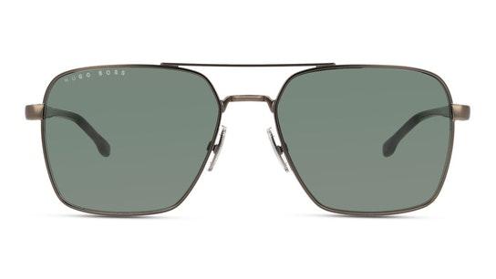 BOSS 1045/S Men's Sunglasses Green / Grey