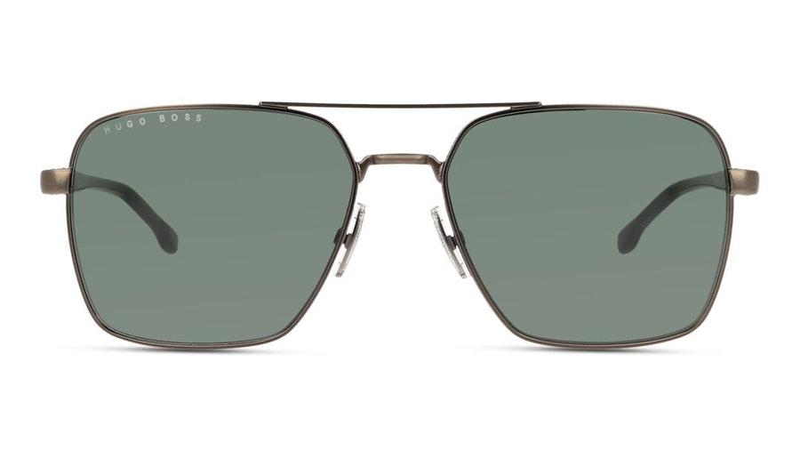 Hugo Boss BOSS 1045/S Men's Sunglasses Green / Grey