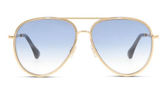 Triny Women's Sunglasses Blue / Gold