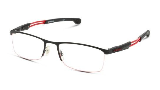 CA 4408 Men's Glasses Transparent / Black