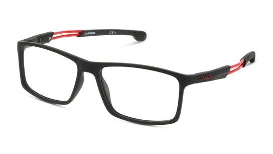CA 4410 Men's Glasses Transparent / Black