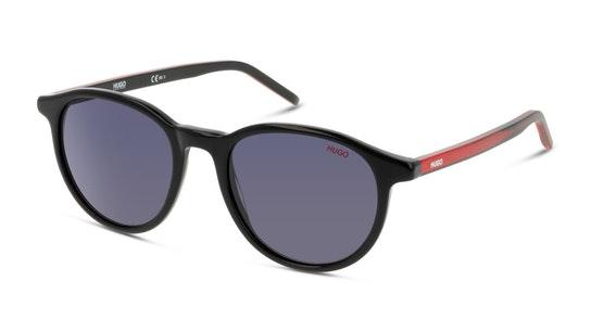 HG 1028/S Men's Sunglasses Grey / Black