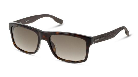 BOSS 0509/N/S (086) Sunglasses Brown / Tortoise Shell