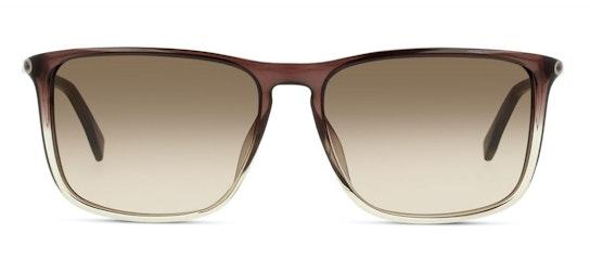 BOSS 0665/N/S (NUX) Sunglasses Brown / Brown