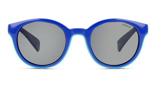 PLD 8036/S Children's Sunglasses Grey / Blue