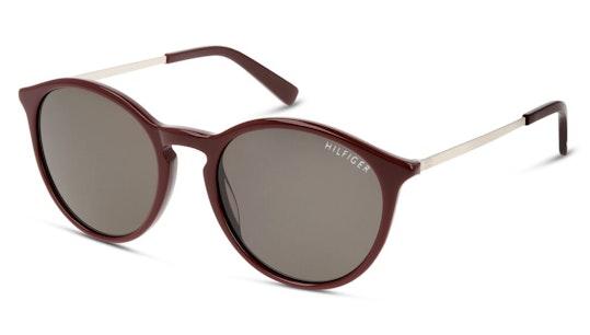 TH 1663/S (LHF) Sunglasses Grey / Red