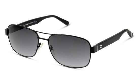 TH 1665/S Men's Sunglasses Grey / Black