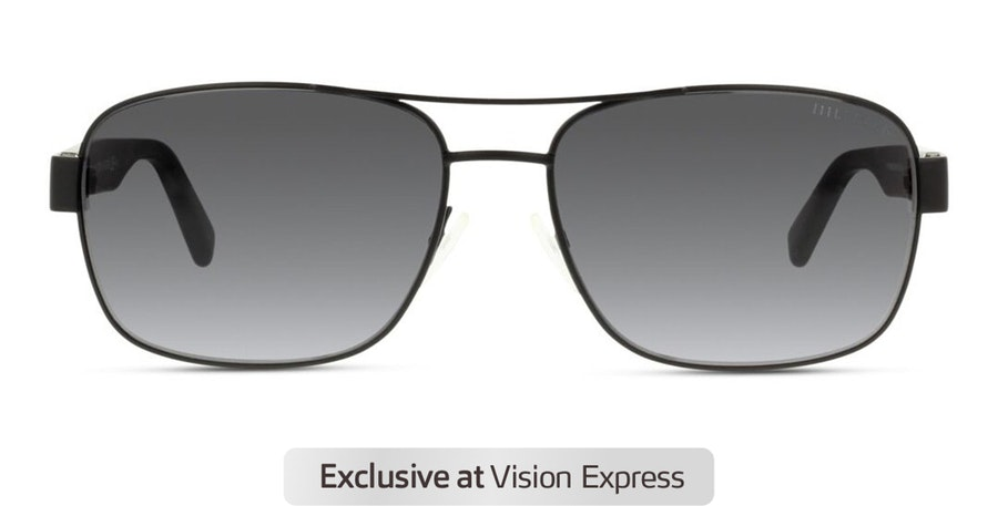 Tommy Hilfiger TH 1665/S Men's Sunglasses Grey / Black