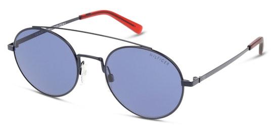 TH 1664/S (FLL) Sunglasses Blue / Blue