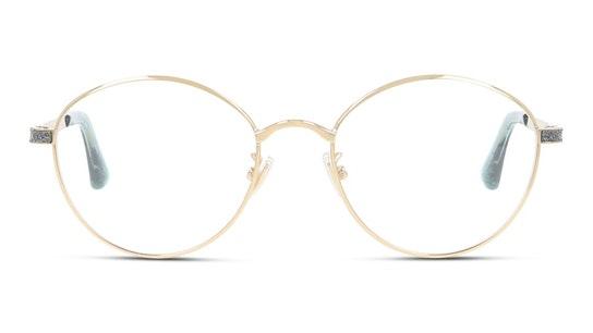 JC 246/G (OGA) Glasses Transparent / Gold
