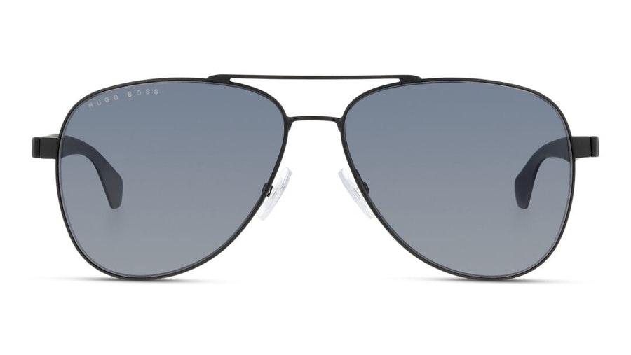 Hugo Boss BOSS 1077/S (003) Sunglasses Blue / Black