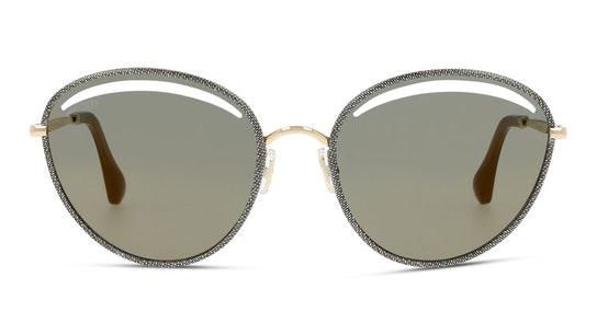 Malya Women's Sunglasses Grey / Gold