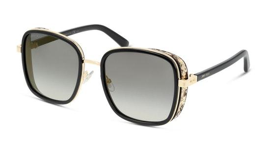 Elva Women's Sunglasses Grey / Black