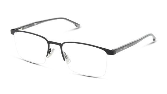 BOSS 1088 (Large) Men's Glasses Transparent / Black