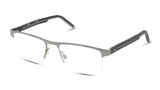 HG 1066 Men's Glasses Transparent / Grey