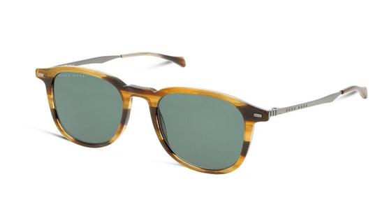 BOSS 1094/S Men's Sunglasses Green / Tortoise Shell