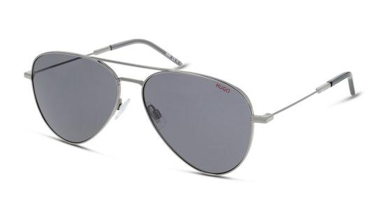 HG 1059/S (KJ1) Sunglasses Grey / Grey