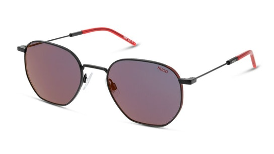 HG 1060/S (BLX) Sunglasses Blue / Black