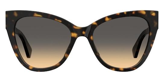 MOS 056/S Women's Sunglasses Brown / Tortoise Shell