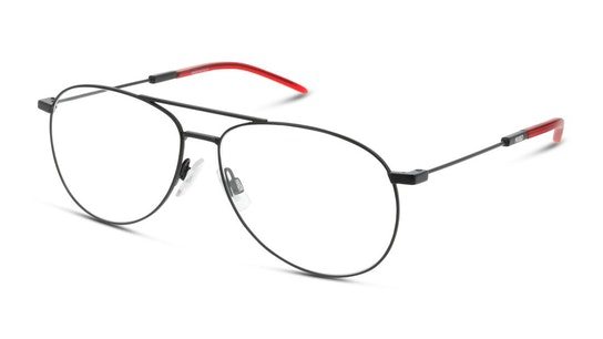 HG 1061 (Large) Men's Glasses Transparent / Black