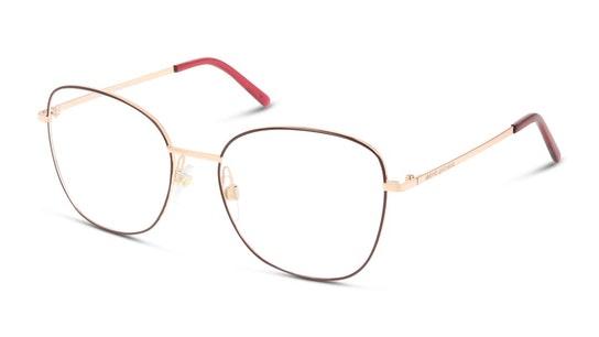 MARC 409 (DDB) Glasses Transparent / Burgundy