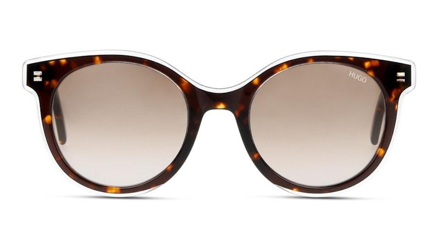 Hugo by Hugo Boss HG 1050/S Women's Sunglasses Brown / Havana