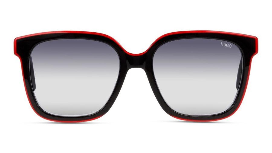 Hugo by Hugo Boss HG 1051/S Women's Sunglasses Blue / Black