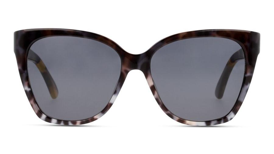 Moschino MOS 066/S Women's Sunglasses Grey / Havana