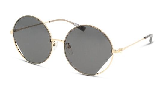 MOS 073/G Women's Sunglasses Grey / Gold