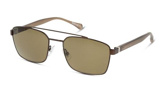 BOSS 1117/S Men's Sunglasses Brown / Brown