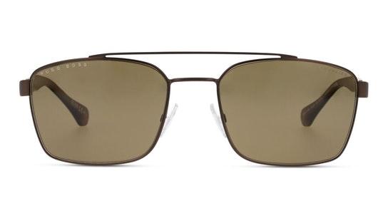 BOSS 1117/S (YZ4) Sunglasses Brown / Brown