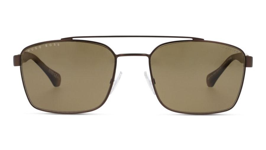 Hugo Boss BOSS 1117/S (YZ4) Sunglasses Brown / Brown