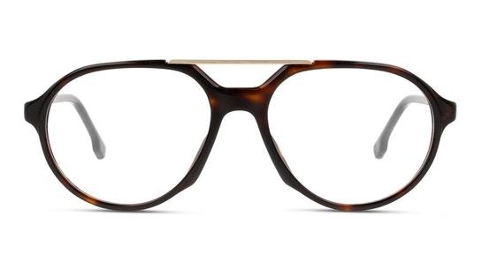 CA 228 Men's Glasses Transparent / Tortoise Shell