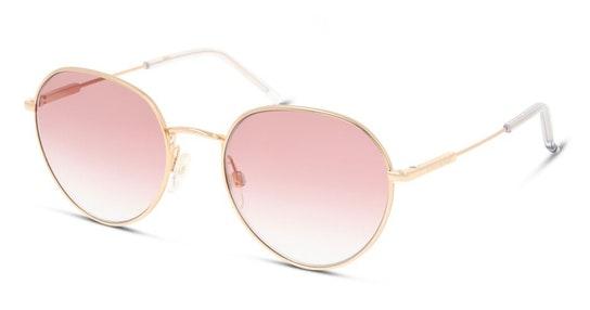 TH 1711/S (DDB) Sunglasses Pink / Gold