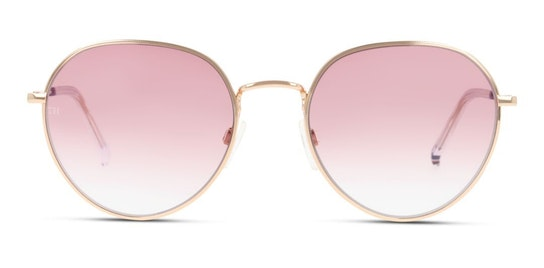 TH 1711/S Women's Sunglasses Pink / Gold