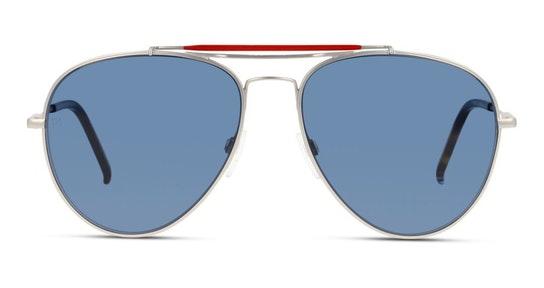 TH 1709/S Men's Sunglasses Blue / Silver
